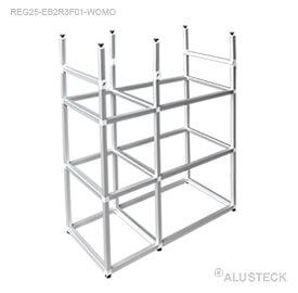Wohnmobil Regal Selber Bauen regal wohnmobil heckgarage bauen: alusteck® bauanleitung