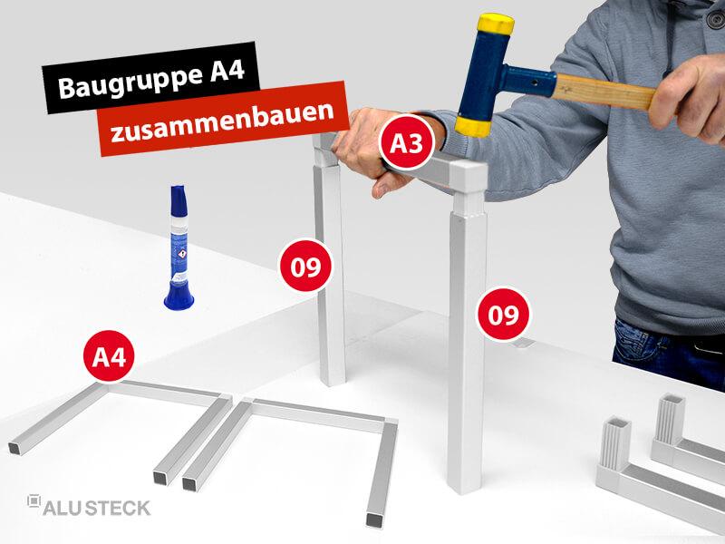 plattenwagen-plattenstuetzen-bauen-bauanleitung-schritt-4-1-baugruppe-A4-zusammenbauen
