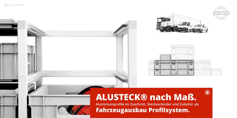 Fahrzeugbau Aluminiumprofile