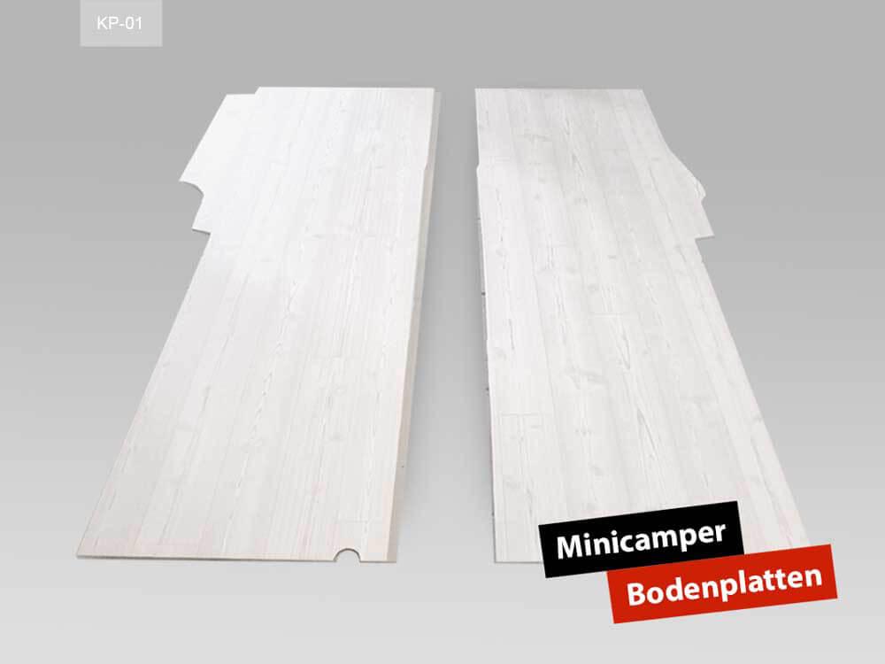 Bodenplatten passend für Citroen Berlingo Heckraum