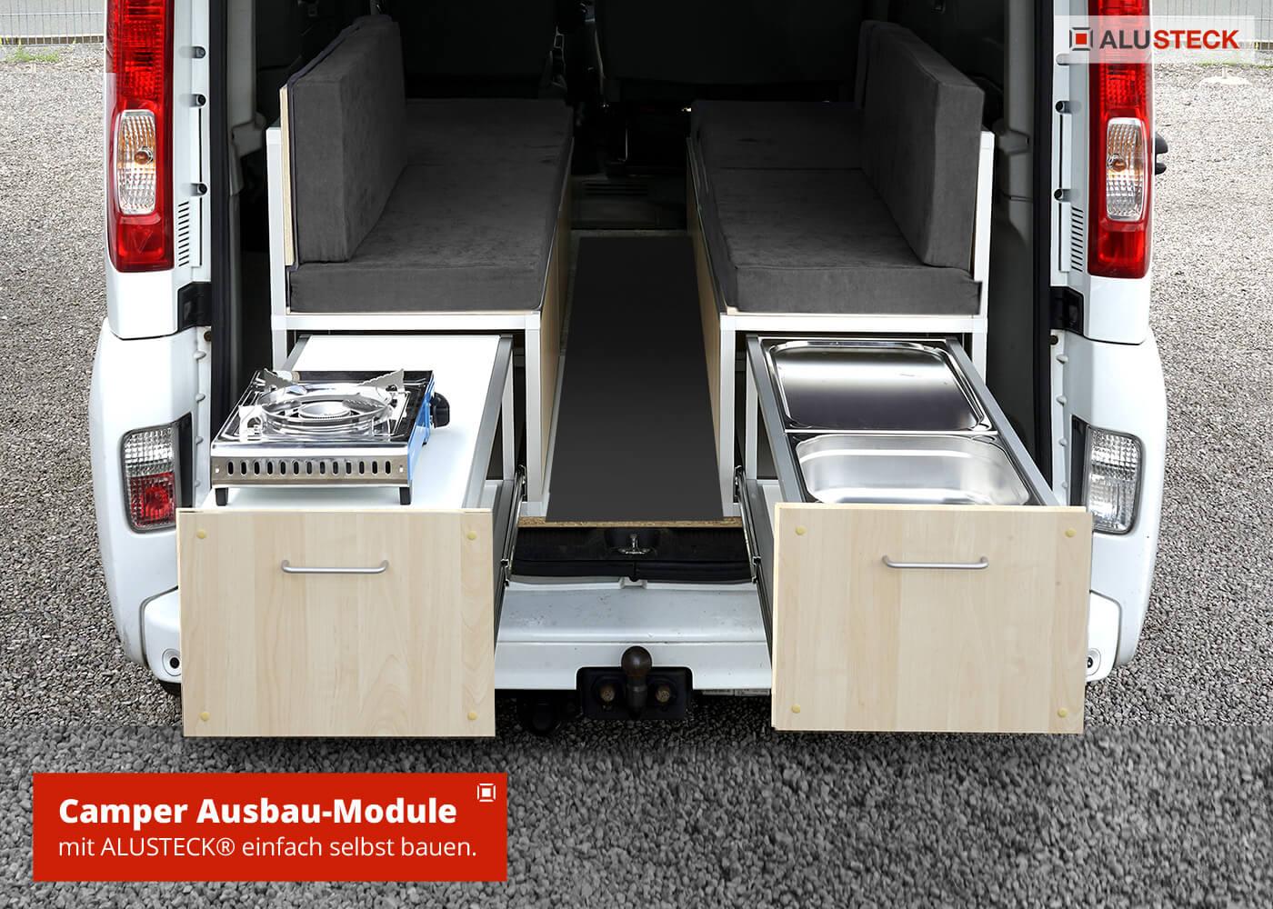 Camping Ausbau - Camper Umbau Transporter