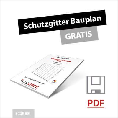 Türgitter Bauplan