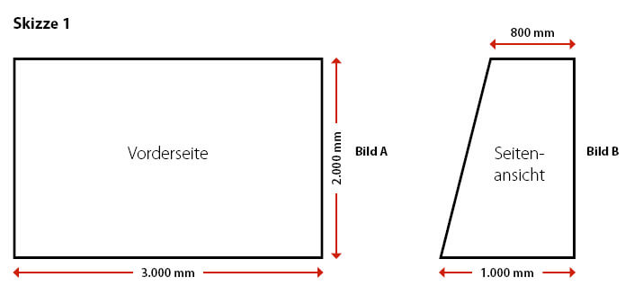 fu balltor selber bauen bauanleitung mit alusteck. Black Bedroom Furniture Sets. Home Design Ideas