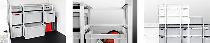 Kofferanhänger Regal bauen Anleitung Detailansichten