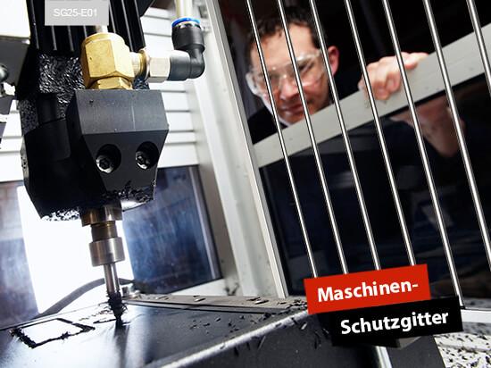 Maschinenschutzgitter