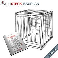 Hundetransportbox selber bauen Bauplan PDF
