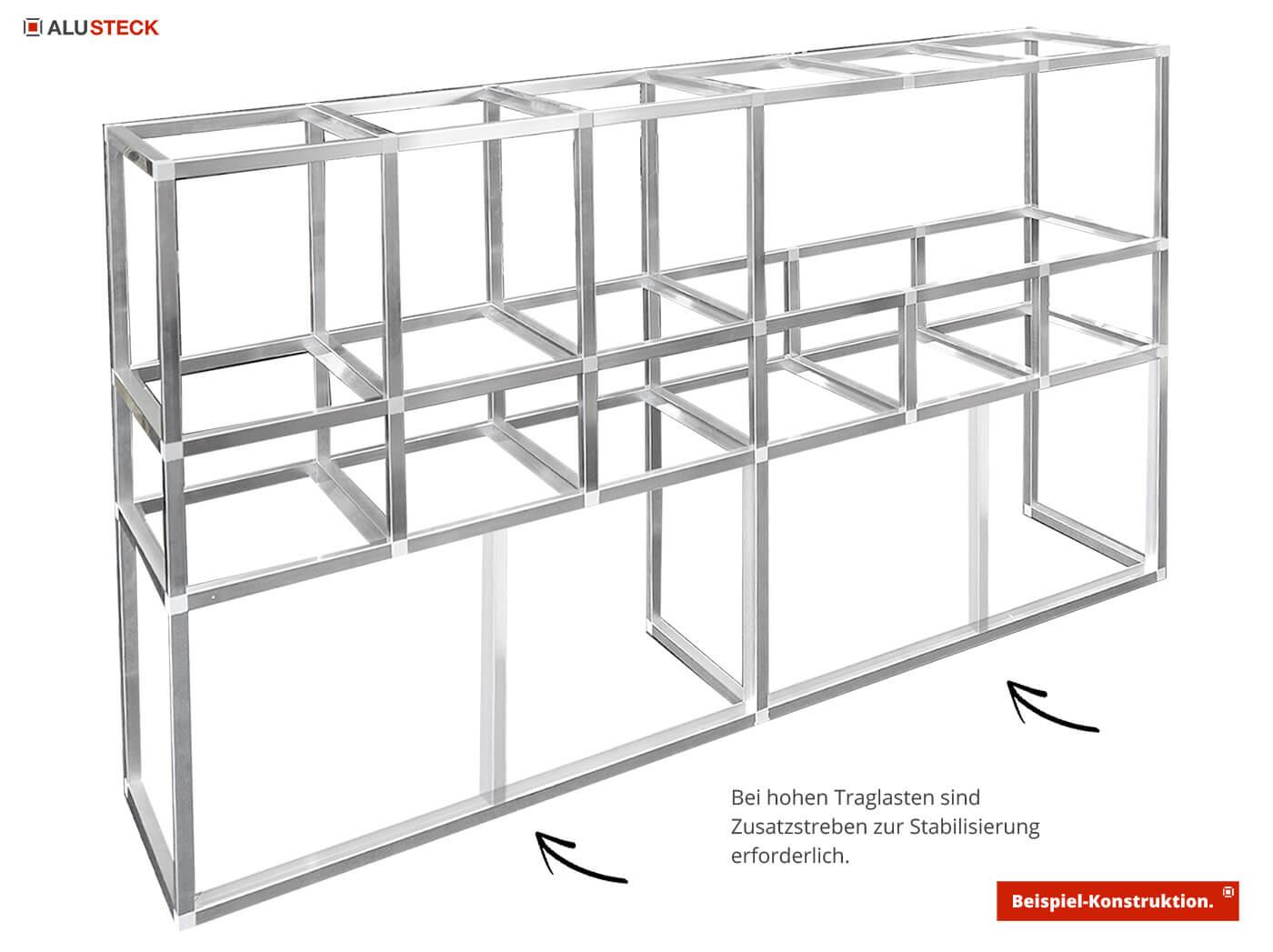 Transporter Regalsystem - Werkstattwagen Ordnungssystem Einbau