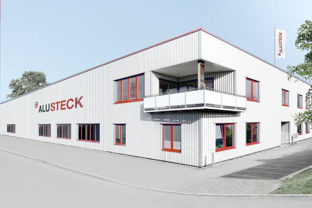 Alusteck Alu Stecksysteme Firmengebäude, Weserstraße 19, 44137 Neukirchen Vluyn