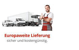Online-Shop Versand gratis bis 1.950mm in DE oder Selbstabholung
